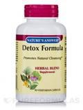 Detox Formula 90 Vegetarian Capsules