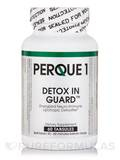 PERQUE1 Detox IN Guard - 60 Tabsules