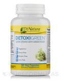 DetoxiGreen 90 Vegetarian Caspules