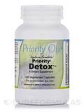 Priority Detox 100 Vegetarian Capsules