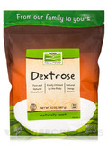NOW Real Food® - Dextrose Powder - 32 oz (907 Grams)