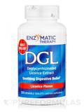 DGL (Deglycyrrhizinated Licorice Extract), Licorice Flavor - 100 Chewable Tablets