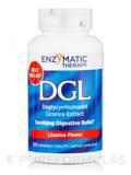 DGL (Deglycyrrhizinated Licorice Extract), Licorice Flavor - 100 Chewable Tablets