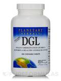 DGL (Deglycyrrhizinated Licorice) - 200 Chewable Tablets