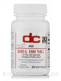DHA 100 mg 90 Softgels