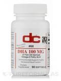 DHA 100 mg - 90 Softgels