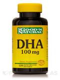 DHA 100 mg (Fish Oil) 120 Softgels