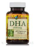 DHA 200 mg (Omega 3) - 60 Softgels