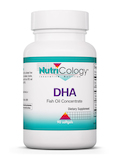 DHA (Fish Oil Concentrate) - 90 Softgels