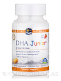 DHA Junior® 250 mg, Strawberry Flavor - 180 Soft Gels