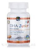 DHA Junior - Strawberry 250 mg 180 Chewable Soft Gels