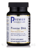 Premier DHA - 60 Vegetable Capsules