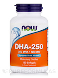DHA-250 - 120 Softgels