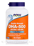 DHA-500 (500 DHA / 250 EPA) - 180 Softgels