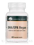 DHA/EPA Vegan 60 Vegetable Capsules