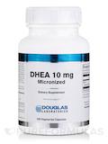 DHEA 10 mg (Micronized) - 100 Vegetarian Capsules