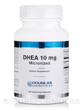 DHEA 10 mg - 100 Vegetarian Capsules