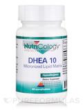DHEA 10 mg Micronized Lipid Matrix 60 Tablets