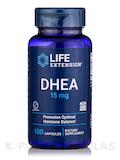 DHEA 15 mg - 100 Capsules