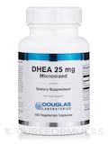 DHEA 25 mg (Micronized) - 100 Vegetarian Capsules