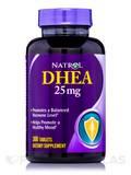 DHEA 25 mg 300 Tablets