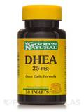 DHEA 25 mg - 50 Tablets
