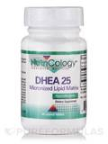 DHEA 25 mg Micronized Lipid Matrix - 60 Scored Tablets