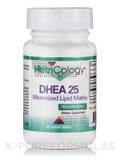 DHEA 25 mg Micronized Lipid Matrix 60 Tablets