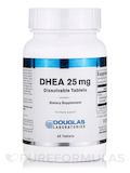 DHEA 25 mg Micronized - 60 Tablets