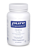 DHEA 5 mg - 60 Capsules