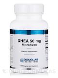 DHEA 50 mg (Micronized) - 100 Vegetarian Capsules