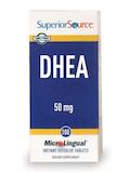 DHEA 50 mg - 100 MicroLingual® Tablets