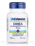 DHEA 50 mg - 60 Capsules