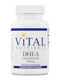 DHEA (micronized) 50 mg 60 Capsules
