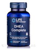 DHEA Complete 100 mg 7-Keto & 25 mg DHEA 60 Vegetarian Capsules