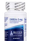 DHEA-2 mg - 60 Capsules
