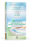 Ultra Carb Manager™ Peanut Butter Chocolate Bar - Box of 15 Bars (1.5 oz / 42 Grams each)