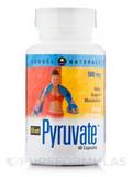Diet Pyruvate 500 mg 60 Capsules