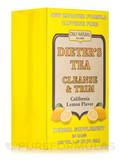 Dieter's Cleansing Tea, California Lemon Flavor - 24 Bags