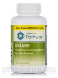Digase (Digestive Enzymes) 180 Capsules