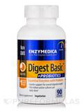 Digest Basic™ + Probiotics - 90 Capsules