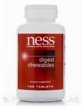 Digest Chewables (Natural Raspberry Flavor) - 180 Tablets