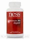 Digest (Formula 20) - 500 Capsules