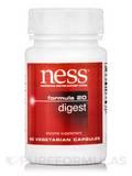 Digest (Formula 20) - 90 Vegetarian Capsules