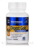 Digest Gold™ + Probiotics - 45 Capsules