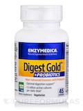 Digest Gold™ + Probiotics - 45 Capsules