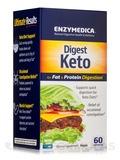 Digest Keto - 60 Capsules