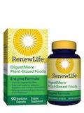 DigestMore™ Plant-Based Foods, Enzyme Formula - 90 Vegetarian Capsules