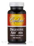 Digestive Aid # 34 100 Tablets