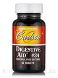 Digestive Aid # 34 50 Tablets